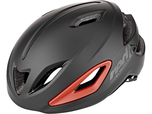 Red Cycling Products Aero Helm, zwart/rood